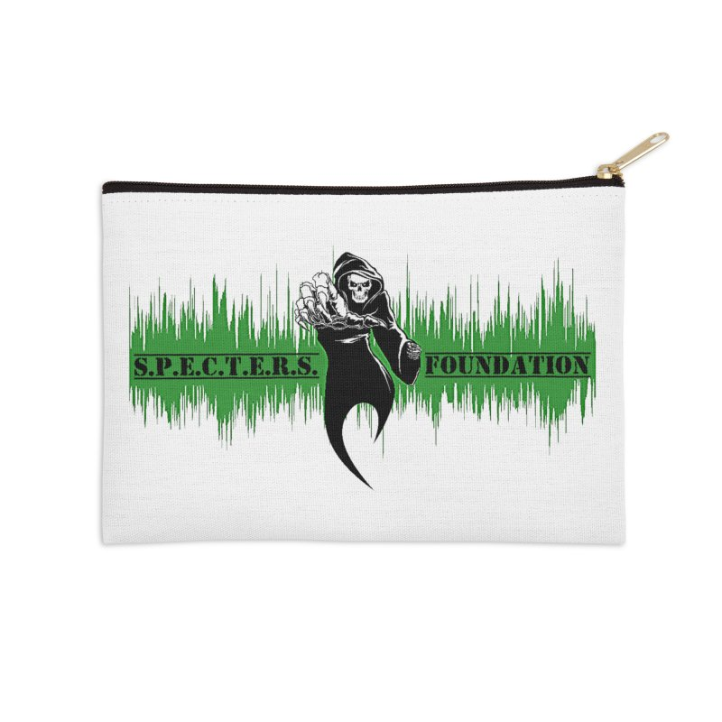SPECTERS v2 Accessories Zip Pouch by DesignsbyAnvilJames's Artist Shop