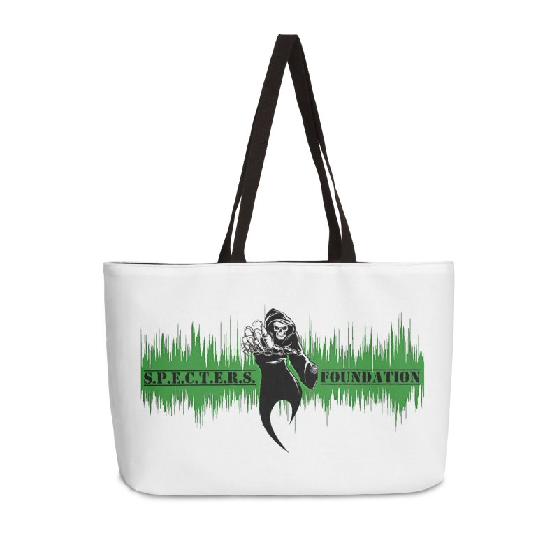 SPECTERS v2 Accessories Bag by DesignsbyAnvilJames's Artist Shop