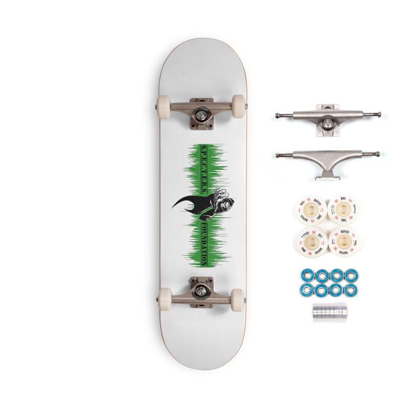 SPECTERS v2 Accessories Complete - Premium Skateboard by DesignsbyAnvilJames's Artist Shop