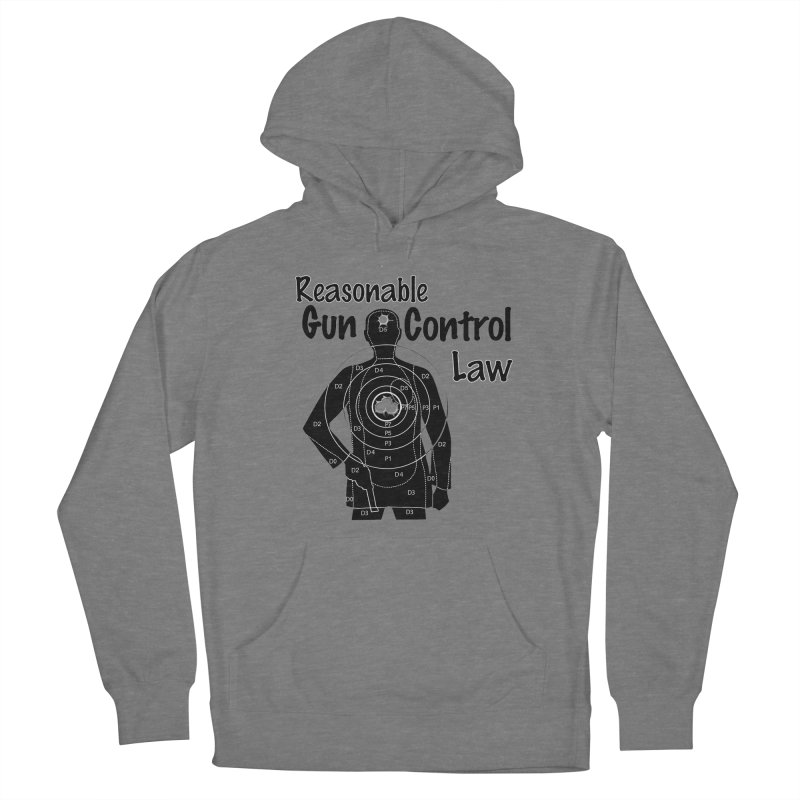 Reasonable Laws Men's French Terry Pullover Hoody by DesignsbyAnvilJames's Artist Shop