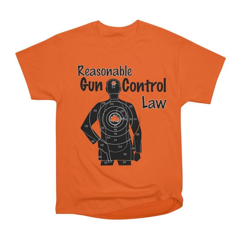Reasonable Laws Women's Heavyweight Unisex T-Shirt by DesignsbyAnvilJames's Artist Shop