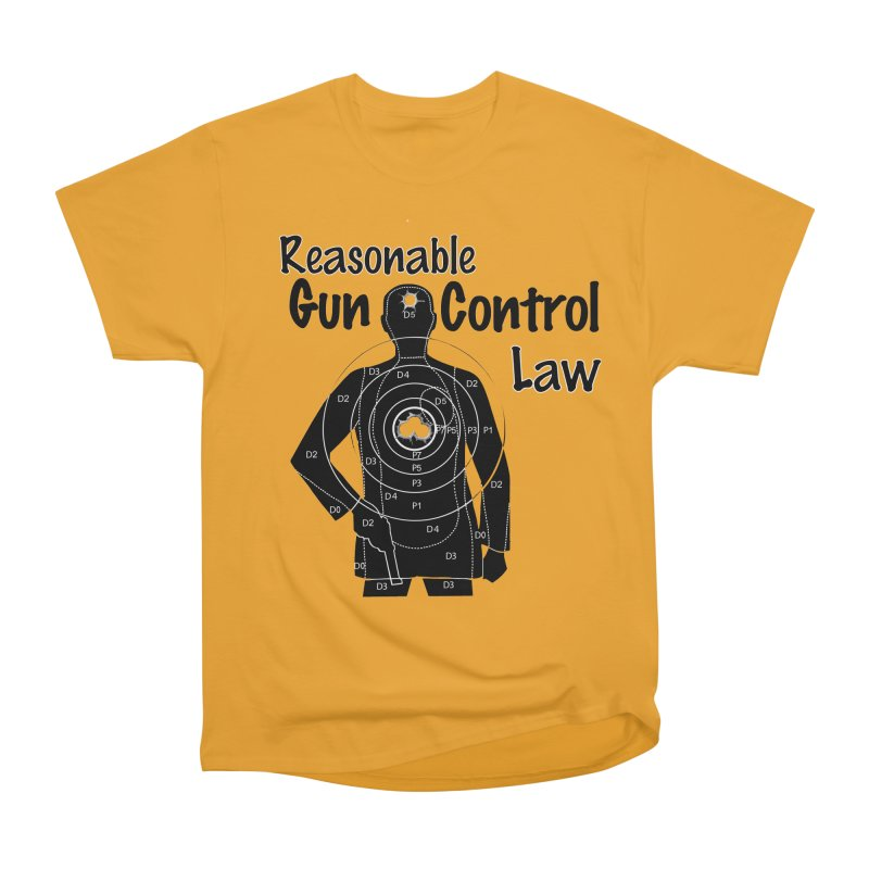 Reasonable Laws Men's Heavyweight T-Shirt by DesignsbyAnvilJames's Artist Shop