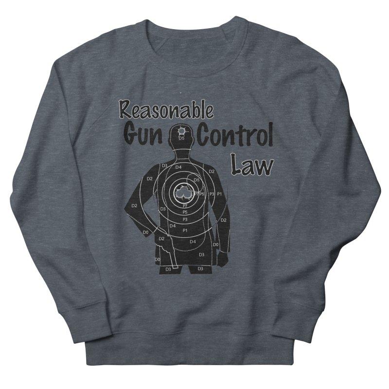 Reasonable Laws Women's French Terry Sweatshirt by DesignsbyAnvilJames's Artist Shop