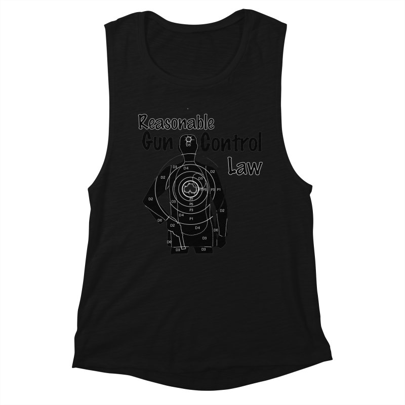 Reasonable Laws Women's Muscle Tank by DesignsbyAnvilJames's Artist Shop