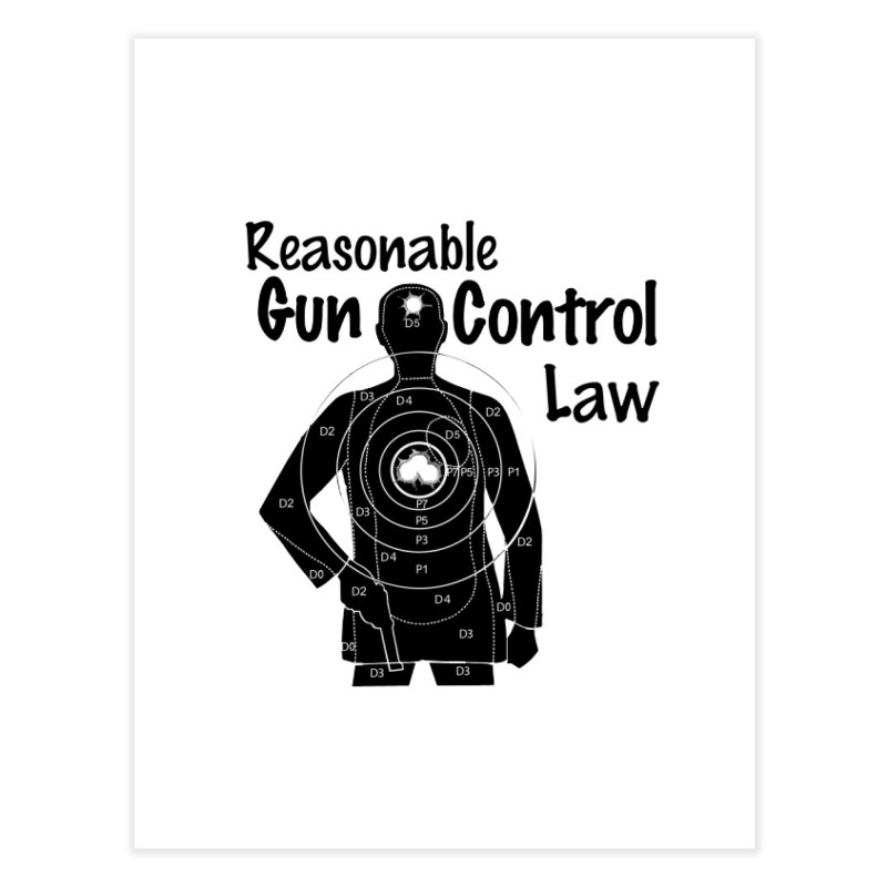 Reasonable Laws Home Fine Art Print by DesignsbyAnvilJames's Artist Shop