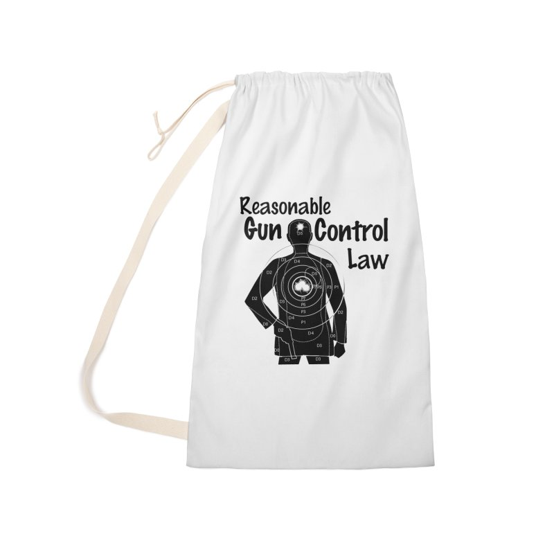 Reasonable Laws Accessories Laundry Bag Bag by DesignsbyAnvilJames's Artist Shop