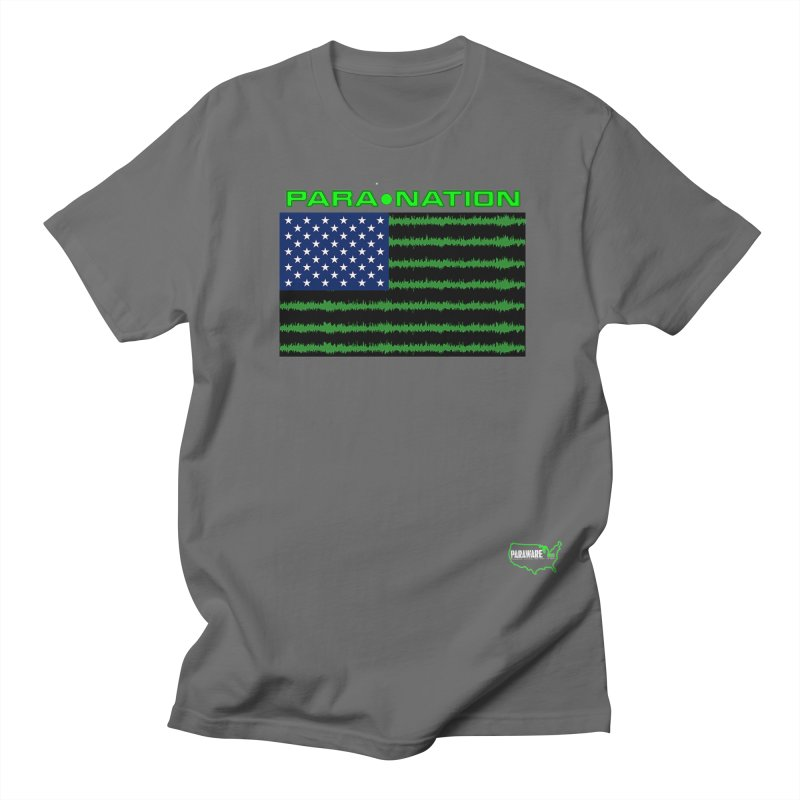 New Paranation Tee Men's T-Shirt by DesignsbyAnvilJames's Artist Shop