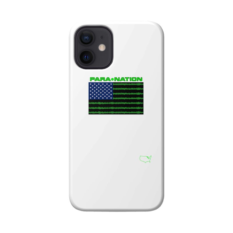 New Paranation Tee Accessories Phone Case by DesignsbyAnvilJames's Artist Shop