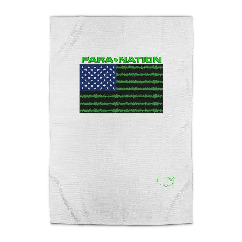 New Paranation Tee Home Rug by DesignsbyAnvilJames's Artist Shop