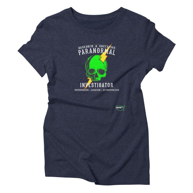 PI Bolt (White) Women's T-Shirt by DesignsbyAnvilJames's Artist Shop