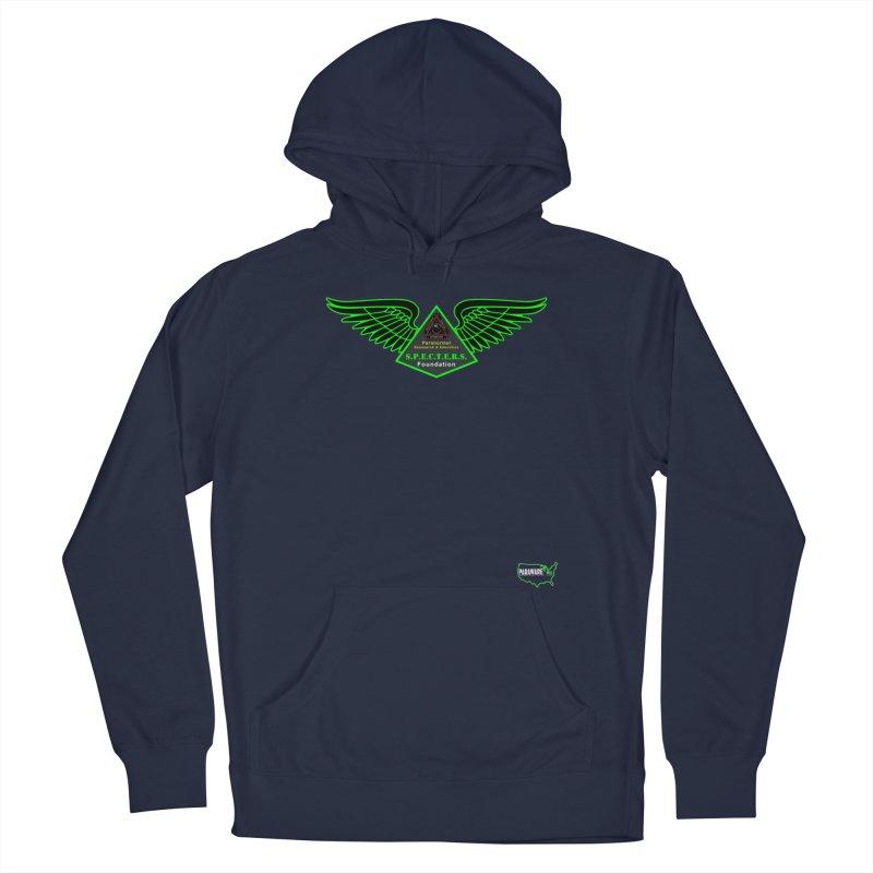 SPECTERS Wings Men's Pullover Hoody by DesignsbyAnvilJames's Artist Shop