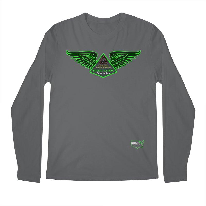 SPECTERS Wings Men's Longsleeve T-Shirt by DesignsbyAnvilJames's Artist Shop