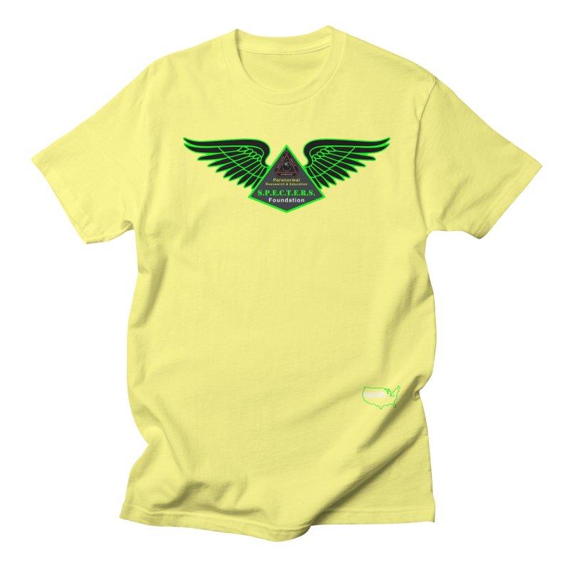 SPECTERS Wings Men's T-Shirt by DesignsbyAnvilJames's Artist Shop