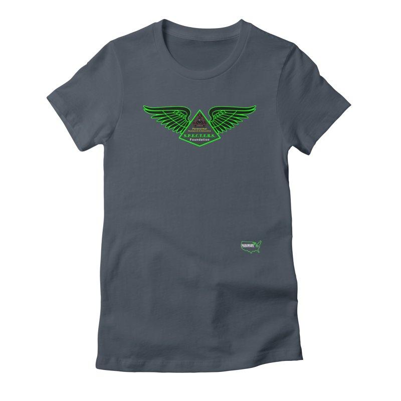 SPECTERS Wings Women's T-Shirt by DesignsbyAnvilJames's Artist Shop