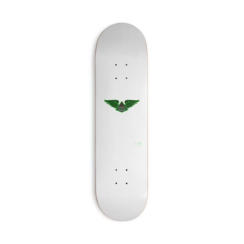 SPECTERS Wings Accessories Skateboard by DesignsbyAnvilJames's Artist Shop