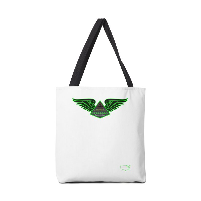 SPECTERS Wings Accessories Bag by DesignsbyAnvilJames's Artist Shop