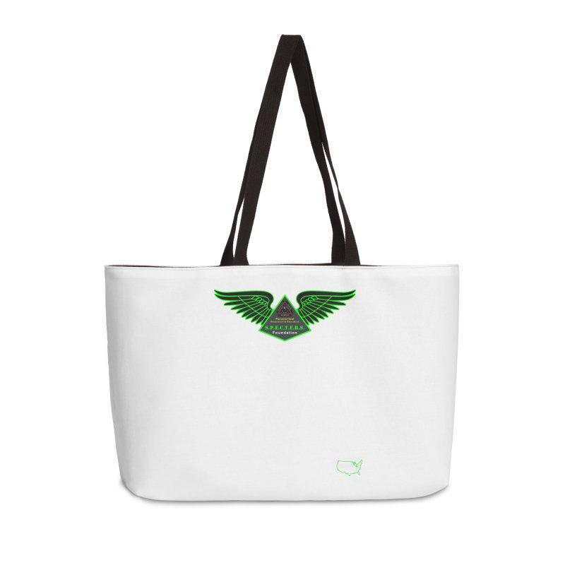 SPECTERS Wings Accessories Bag by DesignsbyAnvilJames's Artist Shop