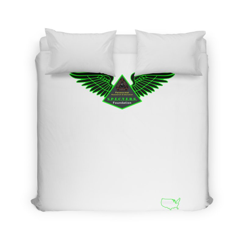 SPECTERS Wings Home Duvet by DesignsbyAnvilJames's Artist Shop