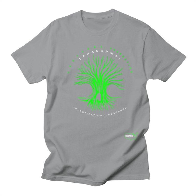Screaming Tree (green) Men's T-Shirt by DesignsbyAnvilJames's Artist Shop