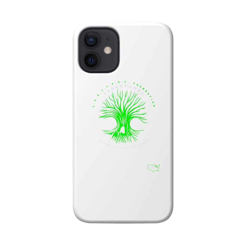 Screaming Tree (green) Accessories Phone Case by DesignsbyAnvilJames's Artist Shop