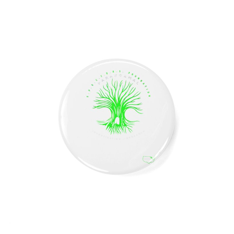 Screaming Tree (green) Accessories Button by DesignsbyAnvilJames's Artist Shop