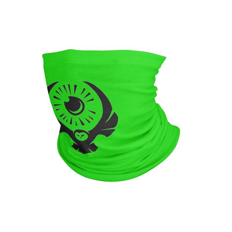 Owl Eye Accessories Neck Gaiter by DesignsbyAnvilJames's Artist Shop