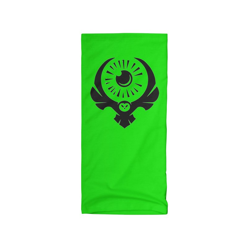 Owl Eye Accessories Neck Gaiter by DesignsbyAnvilJames's Artist Shop