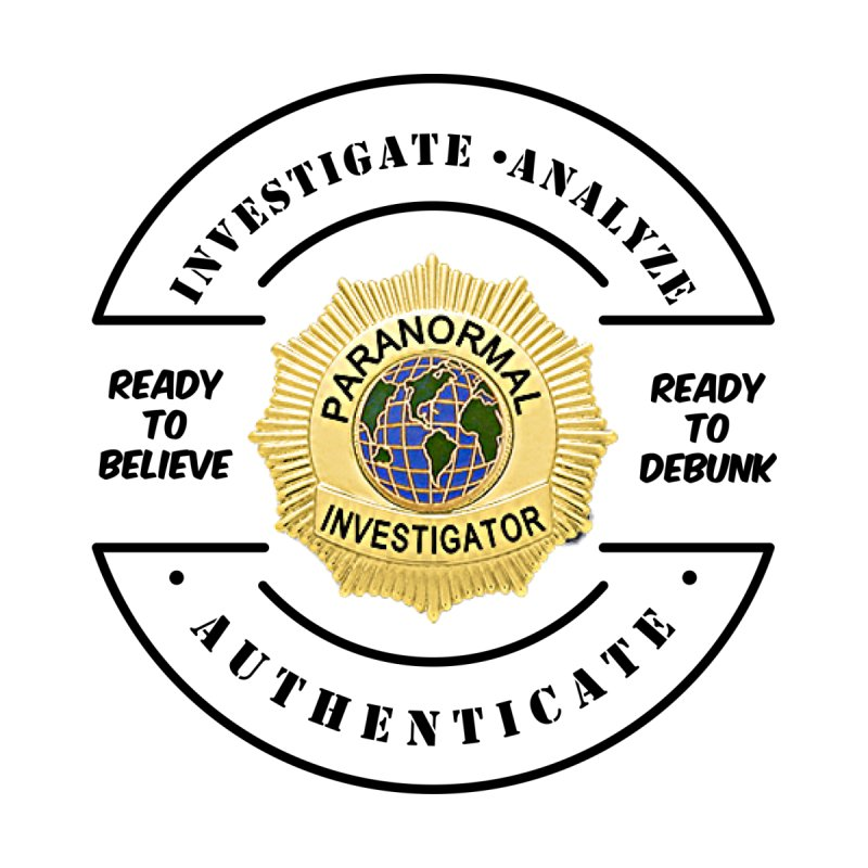 PI Believe & Debunk Accessories Sticker by DesignsbyAnvilJames's Artist Shop