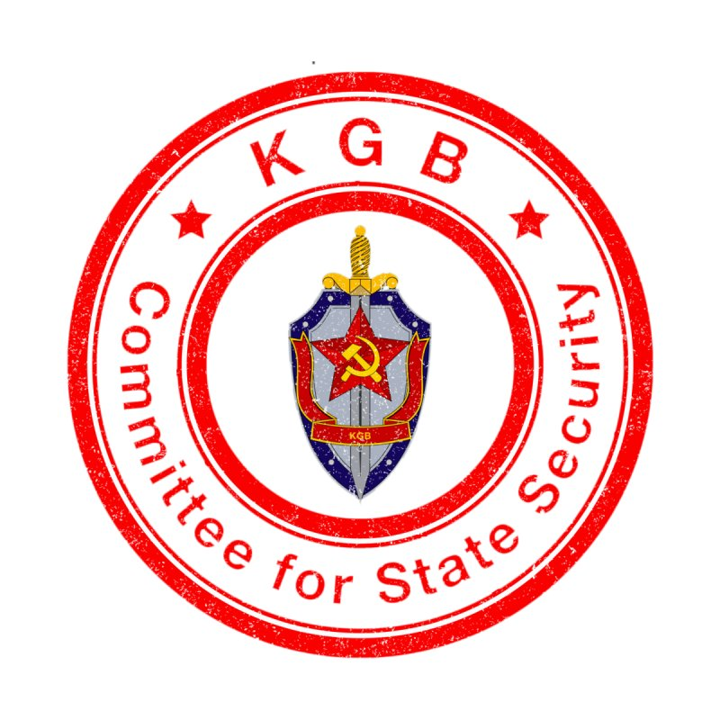 OLD KGB Accessories Sticker by DesignsbyAnvilJames's Artist Shop