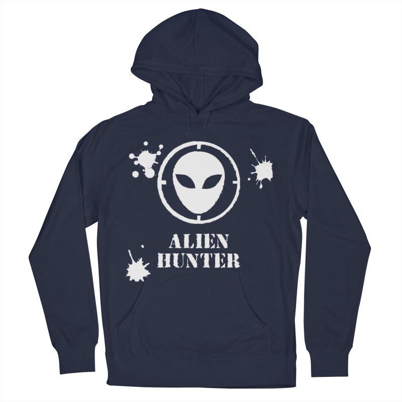 Alien Hunter Men's Pullover Hoody by DesignsbyAnvilJames's Artist Shop