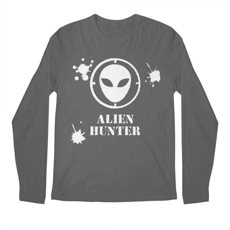 Alien Hunter Men's Longsleeve T-Shirt by DesignsbyAnvilJames's Artist Shop