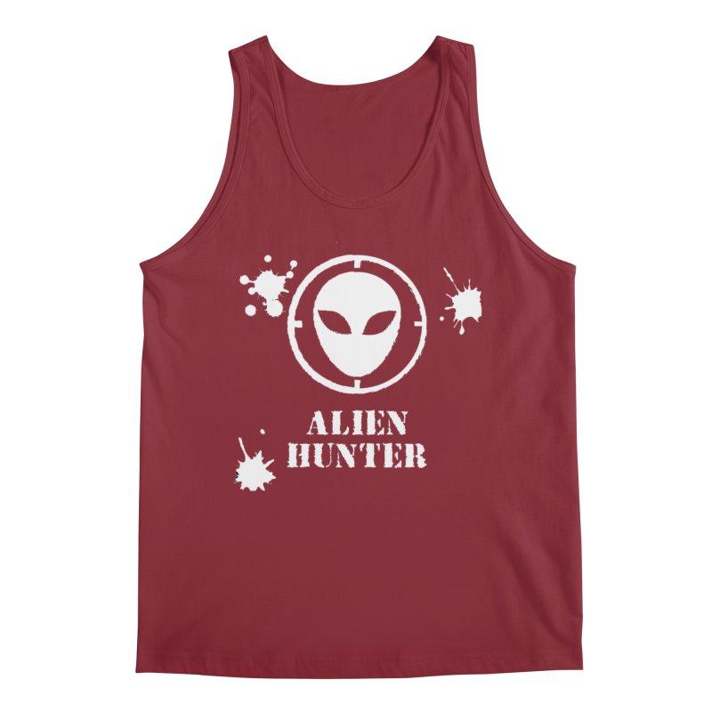 Alien Hunter Men's Regular Tank by DesignsbyAnvilJames's Artist Shop