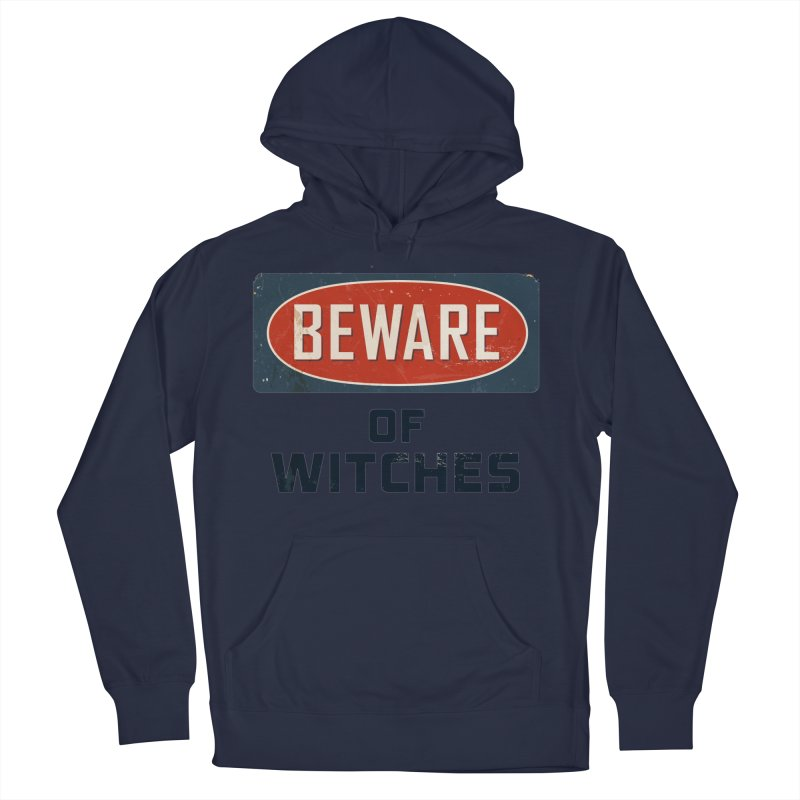 Bware Witch Women's French Terry Pullover Hoody by DesignsbyAnvilJames's Artist Shop