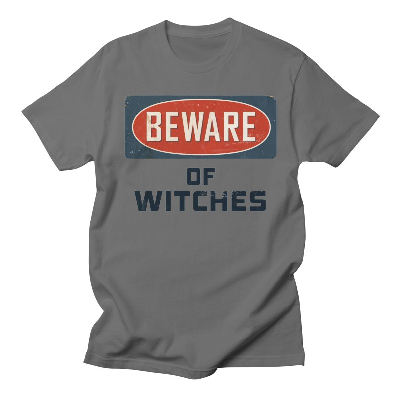Bware Witch Men's T-Shirt by DesignsbyAnvilJames's Artist Shop
