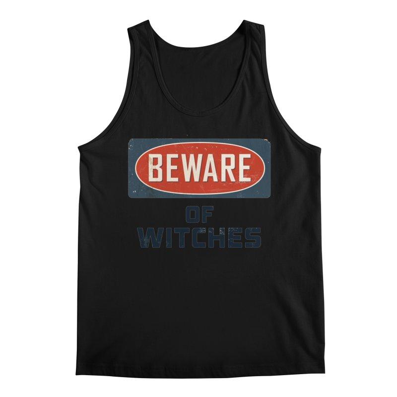 Bware Witch Men's Regular Tank by DesignsbyAnvilJames's Artist Shop