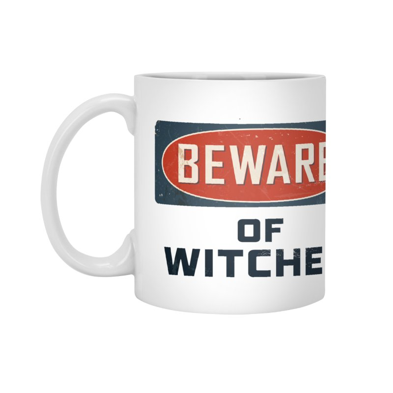 Bware Witch Accessories Mug by DesignsbyAnvilJames's Artist Shop