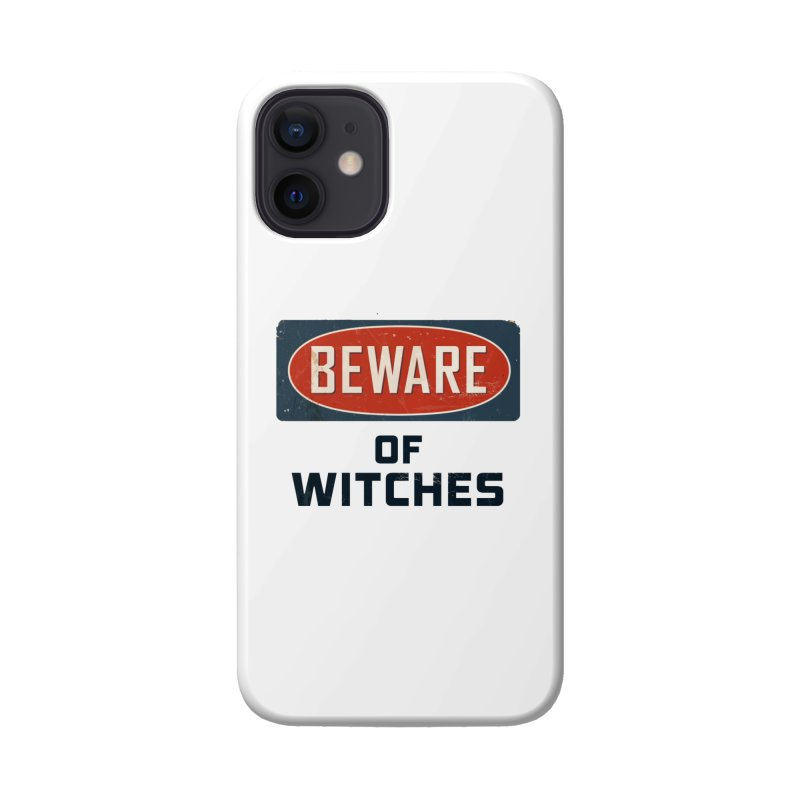 Bware Witch Accessories Phone Case by DesignsbyAnvilJames's Artist Shop