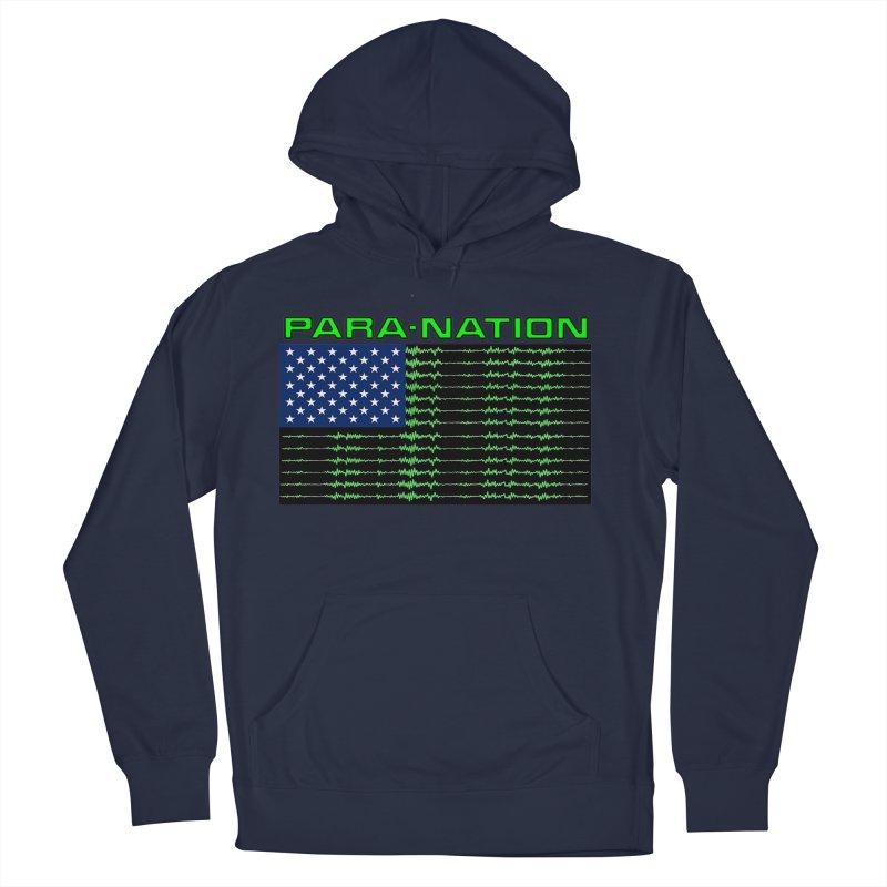 PARANATION Men's Pullover Hoody by DesignsbyAnvilJames's Artist Shop
