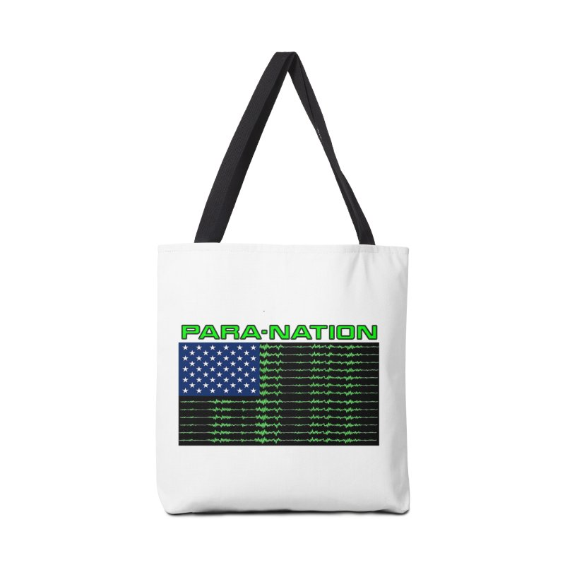 PARANATION Accessories Tote Bag Bag by DesignsbyAnvilJames's Artist Shop