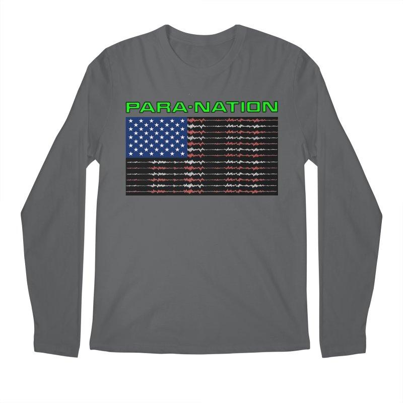 PARANATION Full Color Men's Longsleeve T-Shirt by DesignsbyAnvilJames's Artist Shop