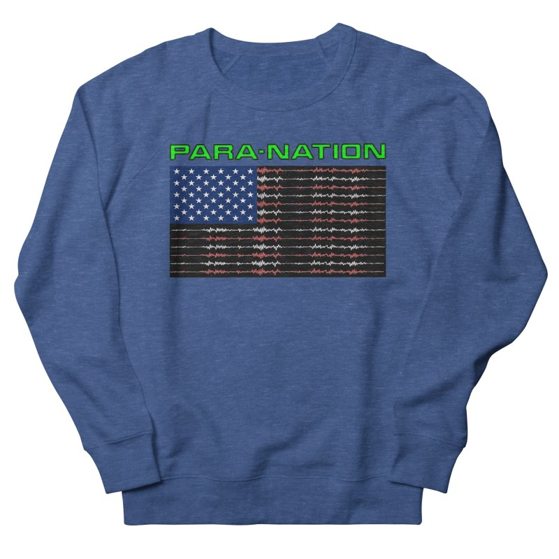 PARANATION Full Color Women's French Terry Sweatshirt by DesignsbyAnvilJames's Artist Shop