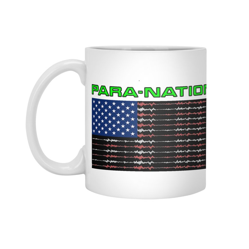PARANATION Full Color Accessories Standard Mug by DesignsbyAnvilJames's Artist Shop