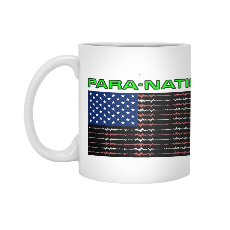PARANATION Full Color Accessories Mug by DesignsbyAnvilJames's Artist Shop