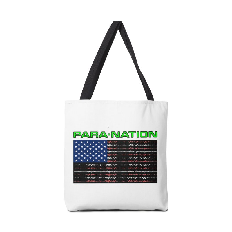 PARANATION Full Color Accessories Bag by DesignsbyAnvilJames's Artist Shop