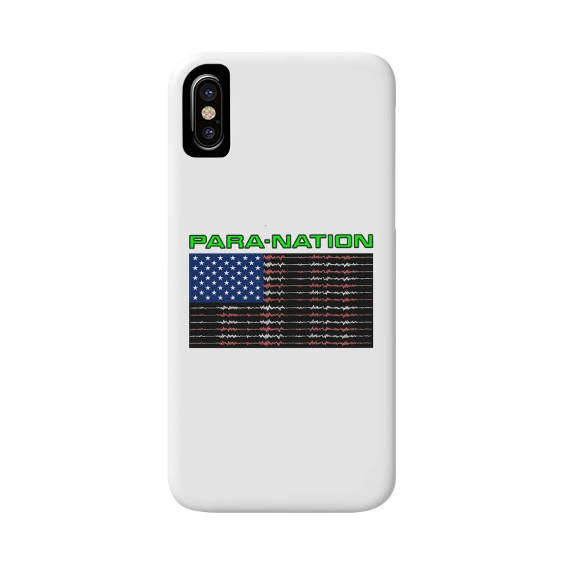 PARANATION Full Color Accessories Phone Case by DesignsbyAnvilJames's Artist Shop