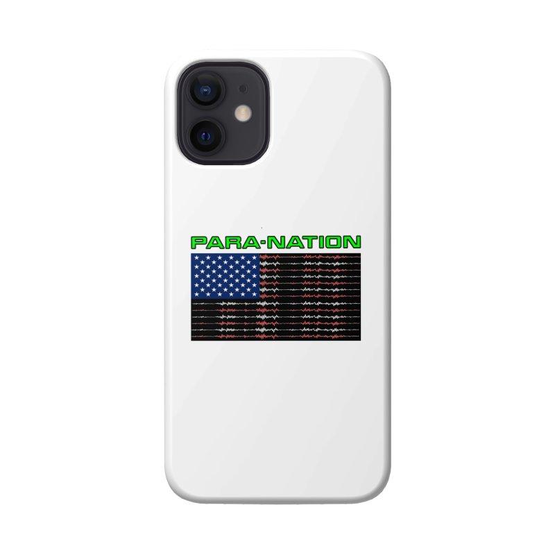 PARANATION Full Color Accessories Phone Case by DesignsbyAnvilJames's Artist Shop