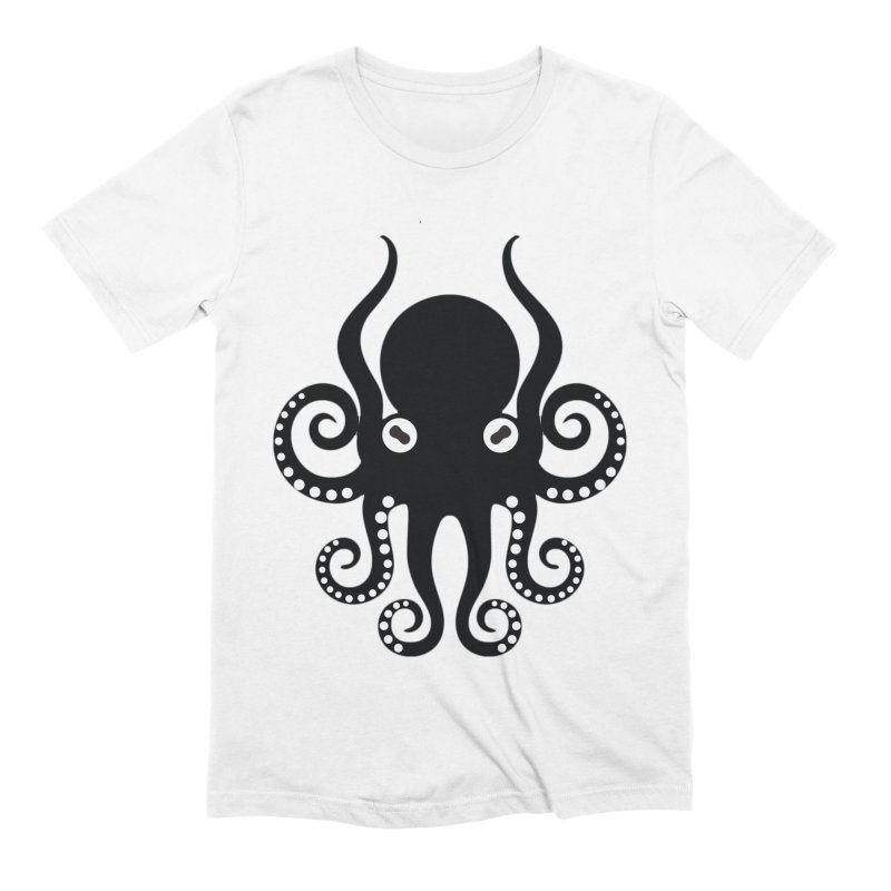 Octopi Men's Extra Soft T-Shirt by DesignsbyAnvilJames's Artist Shop