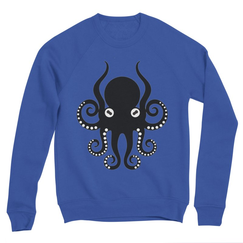 Octopi Men's Sponge Fleece Sweatshirt by DesignsbyAnvilJames's Artist Shop