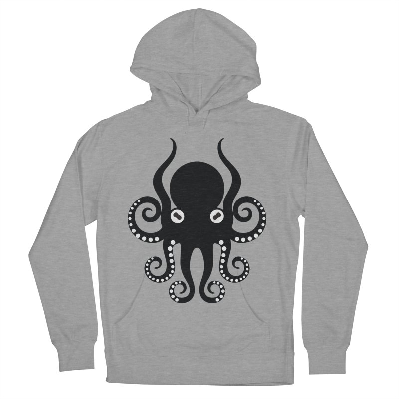 Octopi Women's French Terry Pullover Hoody by DesignsbyAnvilJames's Artist Shop