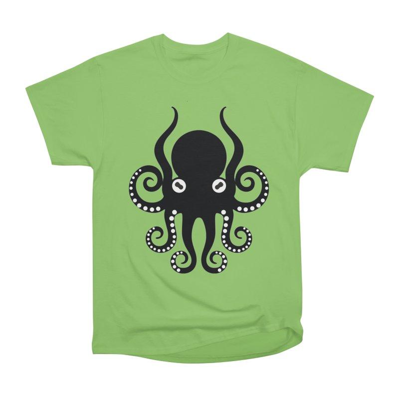 Octopi Men's Heavyweight T-Shirt by DesignsbyAnvilJames's Artist Shop